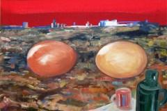 Painting#34-Deux-Oeufs