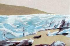 Painting#64-Glacier