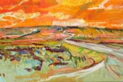 Painting#67-Hummock-Range-Yorke-Peninsula
