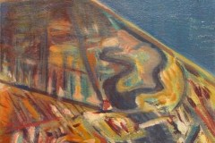 Painting#82-Port-River-from-the-Air