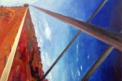 Painting#86-Solar-Farm
