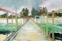 Painting#90-Jetty-at-Kingston