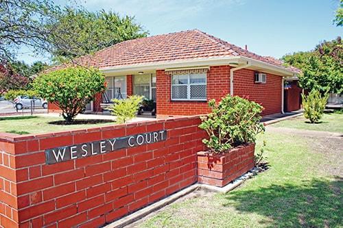 Wesley Court