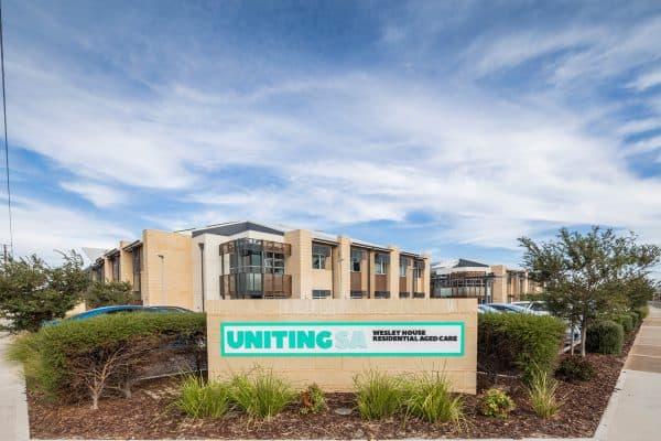 UnitingSA Wesley House Aged Care Services Semaphore Park, South Australia