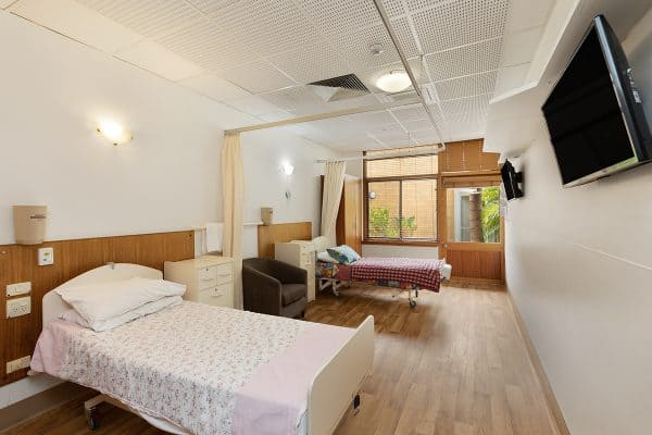Single Room Aged Care Services Grange.