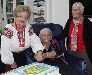 Celebrating Ukrainian Independence Day