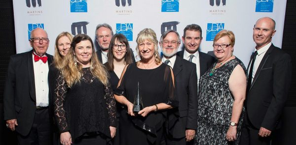 Award for innovative aged care development