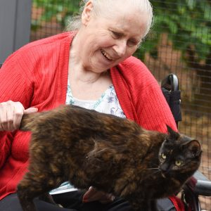 The power of pets in aged care