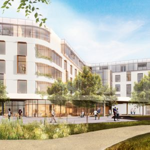 Five-storey aged care project gets green light