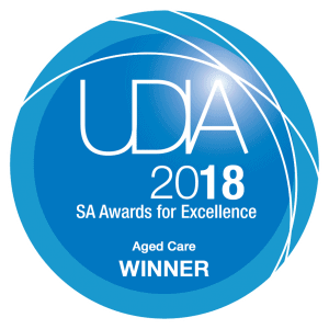 UDIA award for Hawksbury Gardens Aged Care