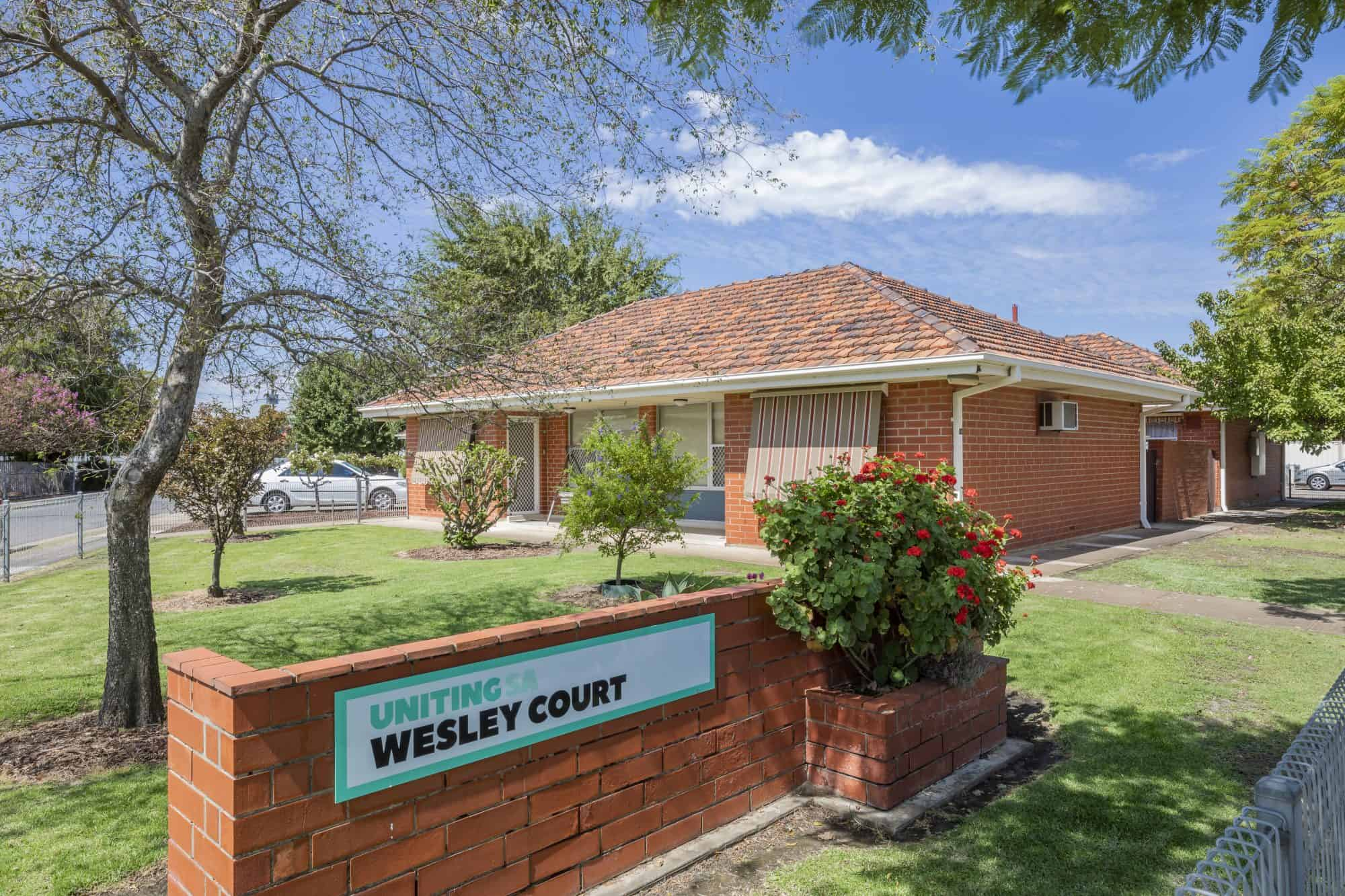 Retirement Living Rosewater | Wesley Court Retirement Living