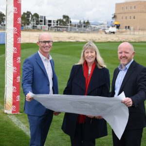 United vision for $50m aged care development