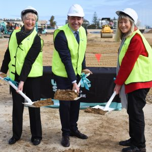 Construction begins on $50m aged care development at iconic site