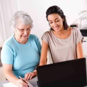 Cultural support to navigate the aged care system